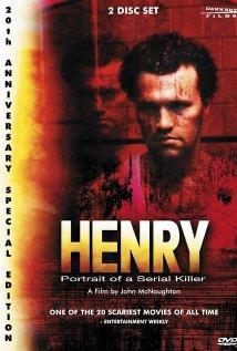 Henry: Portrait of a Serial Killer (1986) cover