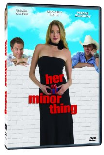 Her Minor Thing (2005) cover
