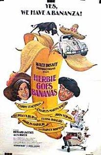 Herbie Goes Bananas (1980) cover