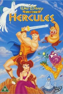Hercules (1997) cover