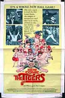 Here Come the Tigers 1978 poster