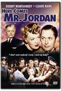 Here Comes Mr. Jordan (1941) cover
