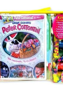 Here Comes Peter Cottontail 1971 poster