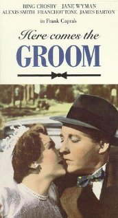 Here Comes the Groom (1951) cover
