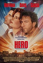 Hero (1992) cover