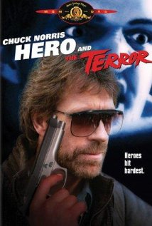 Hero and the Terror (1988) cover