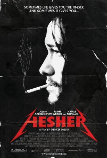 Hesher (2010) cover