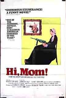 Hi, Mom! (1970) cover