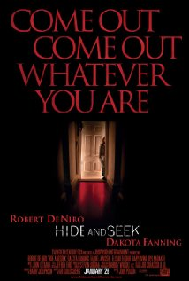 Hide and Seek (2005) cover