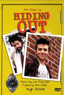 Hiding Out (1987) cover