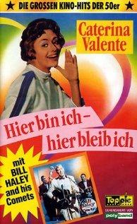 Hier bin ich - hier bleib' ich (1959) cover