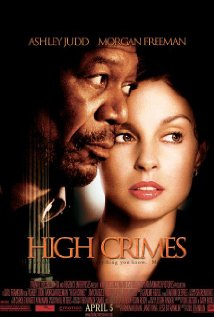 High Crimes (2002) cover