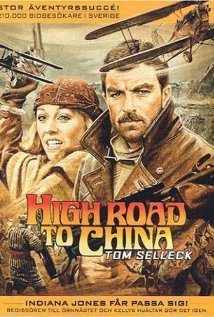 High Road to China (1983) cover