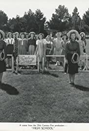 High School (1940) cover