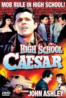 High School Caesar (1960) cover