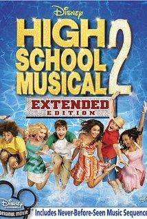High School Musical 2 (2007) cover