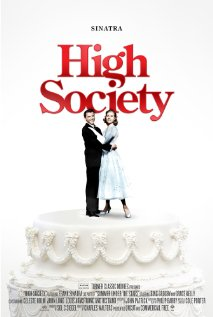 High Society (1956) cover