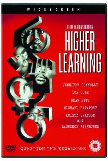Higher Learning 1995 poster