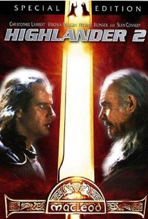Highlander II: The Quickening (1991) cover