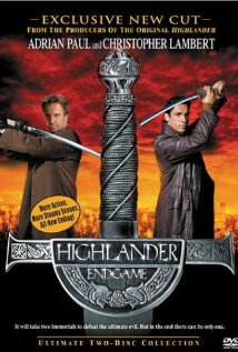 Highlander: Endgame (2000) cover