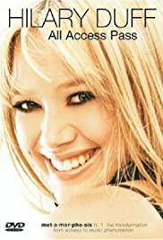 Hilary Duff: All Access Pass 2003 poster
