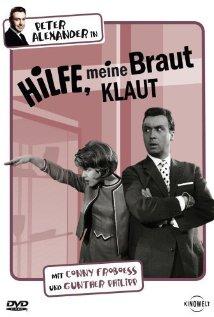 Hilfe, meine Braut klaut (1964) cover