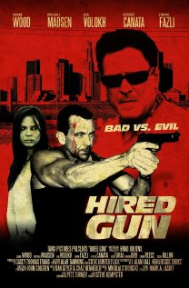 Hired Gun (2009) cover