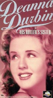 His Butler's Sister (1943) cover