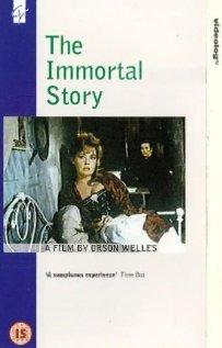 Histoire immortelle (1968) cover