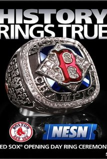 History Rings True: Red Sox Opening Day Ring Ceremony (2005) cover