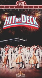 Hit the Deck (1955) cover
