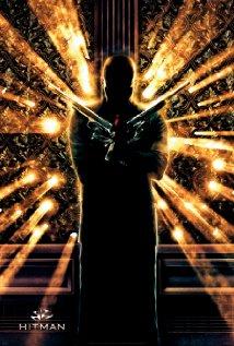 Hitman 2007 poster