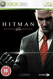 Hitman: Blood Money (2006) cover