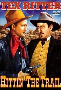 Hittin' the Trail (1937) cover