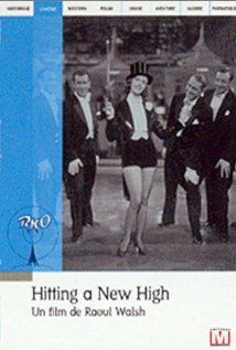Hitting a New High (1937) cover