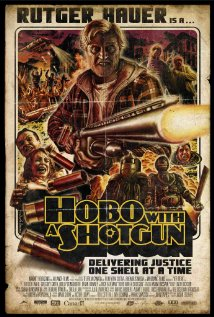 Hobo with a Shotgun (2011) cover