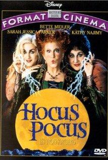 Hocus Pocus (1993) cover