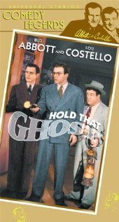 Hold That Ghost (1941) cover