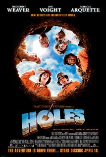 Holes (2003) cover