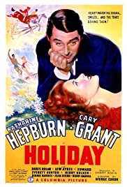 Holiday (1938) cover
