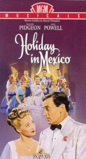 Holiday in Mexico (1946) cover