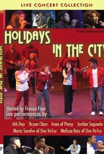 Holidays in the City (2006) cover
