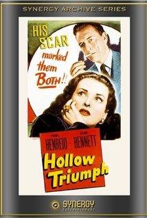 Hollow Triumph (1948) cover