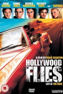 Hollywood Flies (2005) cover