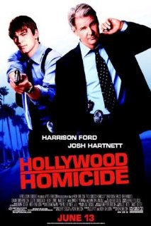 Hollywood Homicide (2003) cover