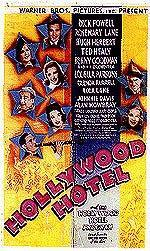 Hollywood Hotel (1937) cover