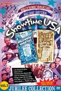 Hollywood Varieties (1950) cover