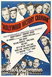 Hollywood Victory Caravan 1945 poster