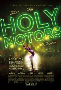 Holy Motors 2012 poster