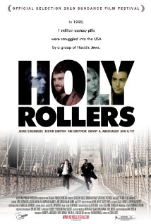 Holy Rollers (2010) cover